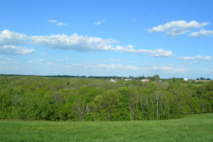 SW WI Country Acreage with Mississippi Riverview!