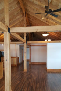 King of the Hill! Custom Built Wisconsin Log Home with Mississippi River View!