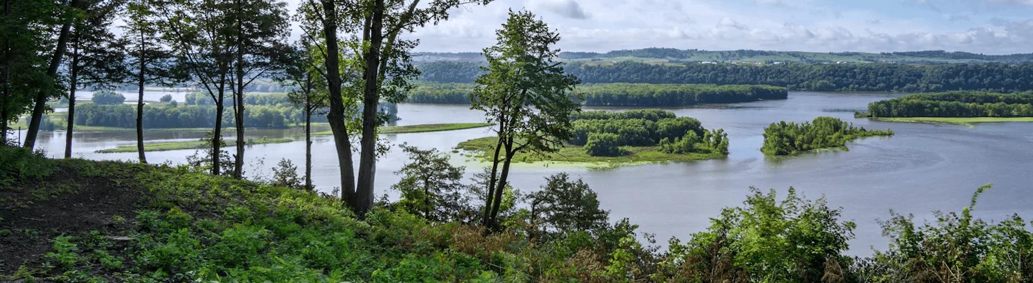 Mississippi River Property