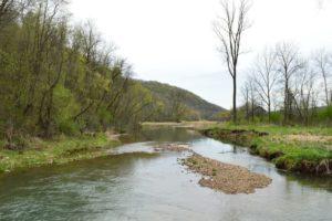 Sugar Creek Bluff State Natural Area