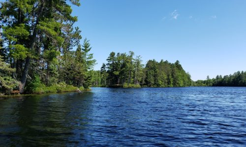 Minocqua Area WI Lakefront Property, A Paddlers Paradise!