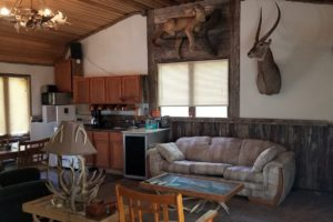 Hunting and Fishing Cabin in Southwest Wisconsin!