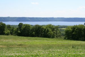 Western Wisconsin Lake Pepin View Property!