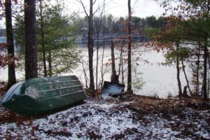 Minocqua Lakefront Fixer Upper Chalet