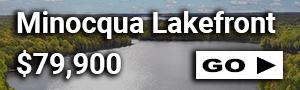 Minocqua Area Lakefront