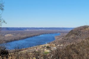 Mississippi River View Real Estate!
