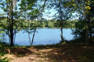 Private Lakefront Property!