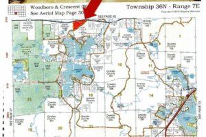 Rhinelander/Tomahawk Area 3 Acres!